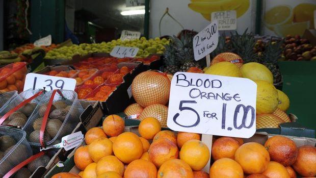 İngiltere'de enflasyon 18 ayın en yükseğinde