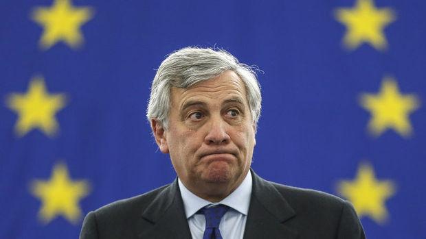 Avrupa Parlamentosu'nun yeni başkanı Tajani oldu