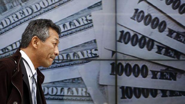 Dolar yen karşısında