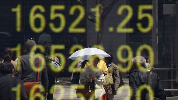 Dünya borsalarının değeri 65,9 trilyon dolara geriledi