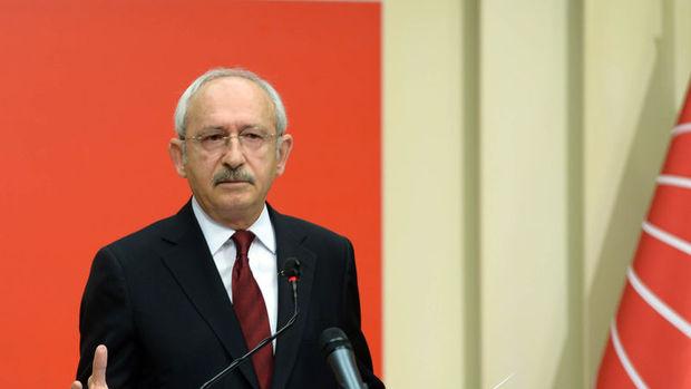 Kılıçdaroğlu: Bahçeli ile anayasa konusundaki kaygılarımı paylaştım