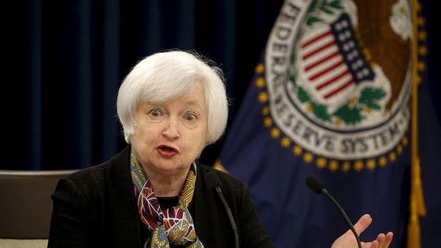 Fed/Yellen: Ekonomi hedeflere yakın, kademeli faiz artırımı uygun