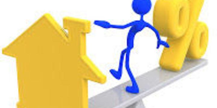 Faizlerin inmesi konut kredisi maliyetini yüzde 9 düşürdü