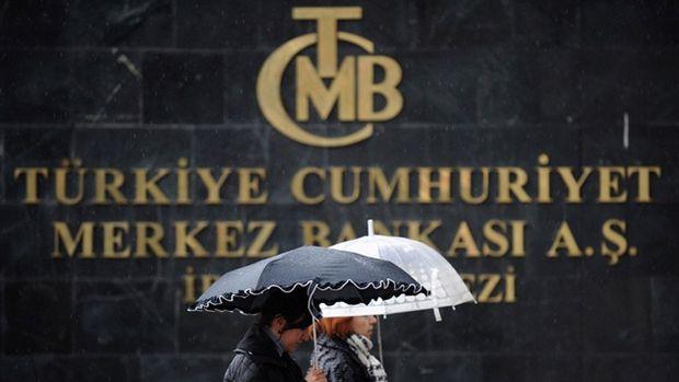TCMB: Türkiye'nin toplam finansal varlıkları 8 trilyon 554 milyar TL