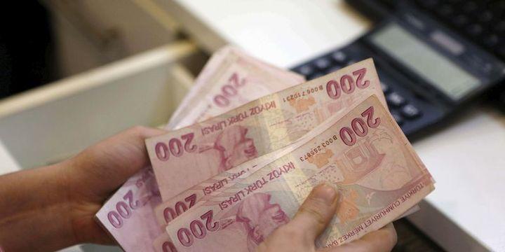 Merkezi yönetim brüt borç stoku 759,6 milyar lira