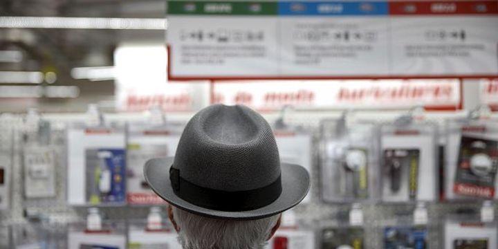 Euro Bölgesi tüketici güveni Ocak ayında geriledi