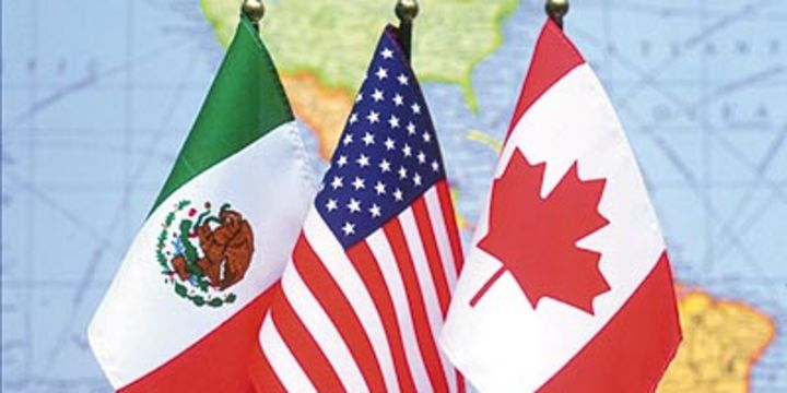 Meksika ve Kanada liderleri NAFTA