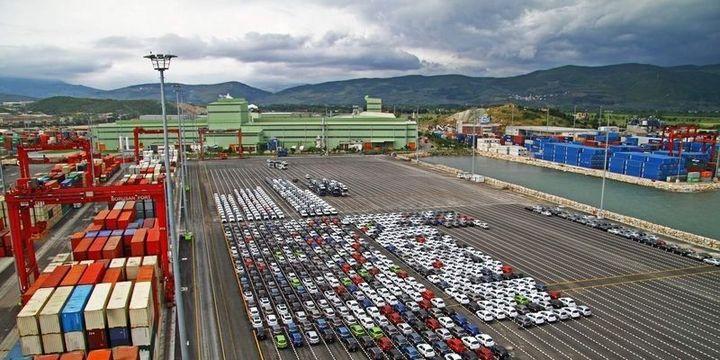 Otomobil ihracatı 8.3 milyar dolar oldu