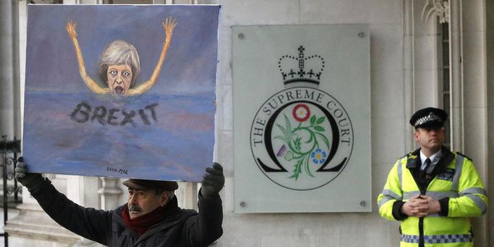 İngiltere Yüksek Mahkemesi: Brexit sürecini parlamento başlatacak