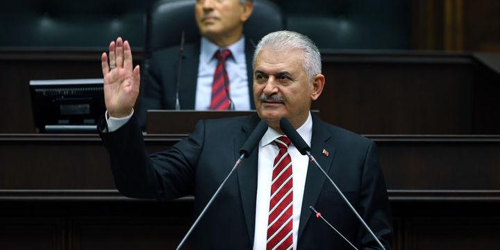 Başbakan: Referandum Nisan