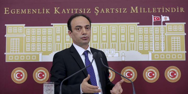 Gözaltına alınan HDP