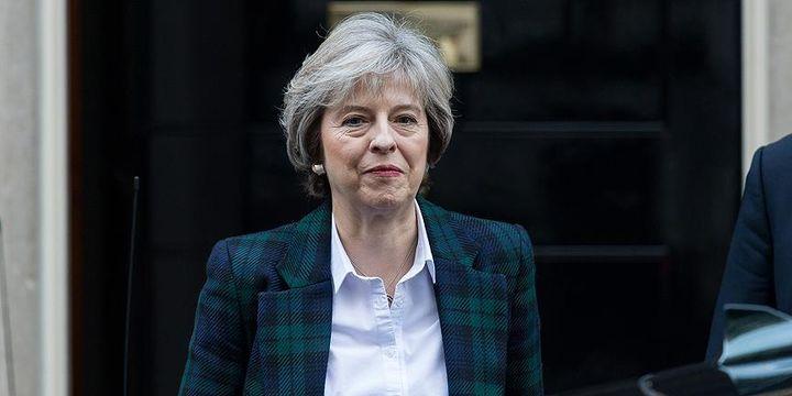 İngiliz hükümeti May