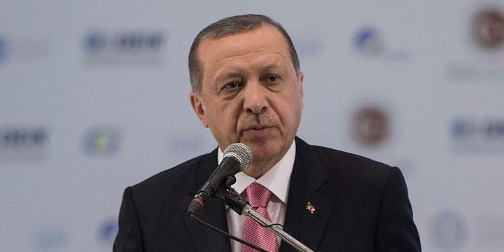 Erdoğan: Türkiye ekonomi alanında adeta bir başarı hikayesi yazdı