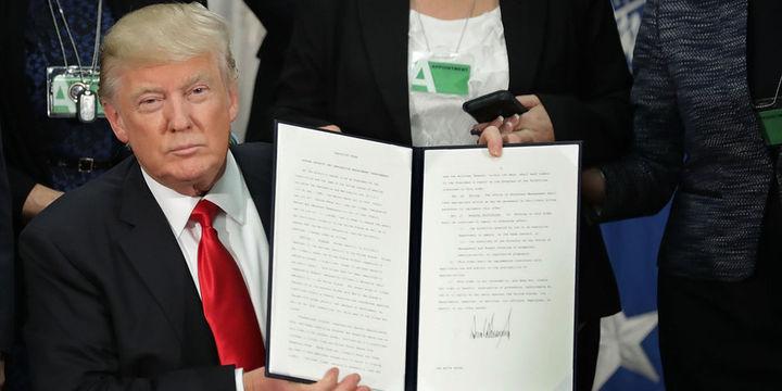 Donald Trump Meksika