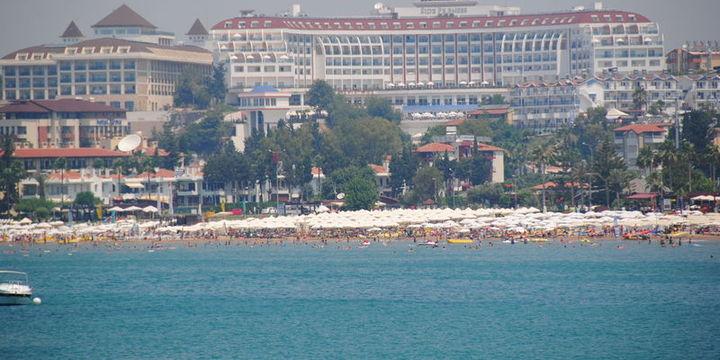 Otel doluluk oranı 2016