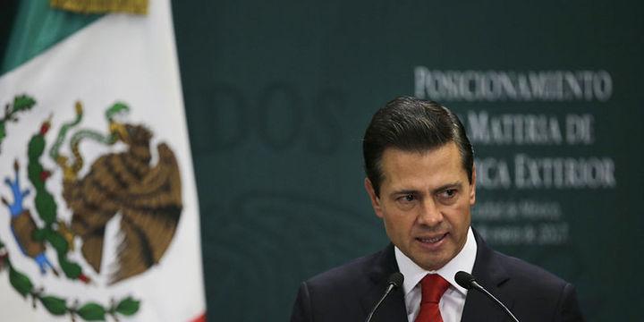 """Meksika """"duvar"""" için ABD"""