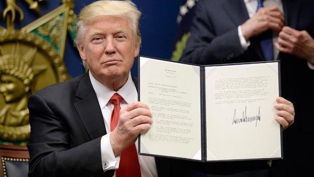 Trump regülasyonları kaldırmak için harekete geçti