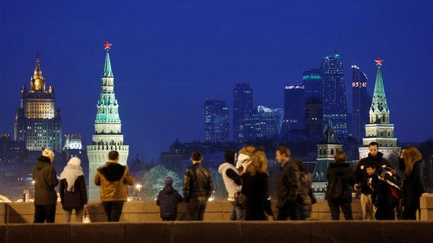 Rusya 2016'da yüzde 0,6 küçüldü