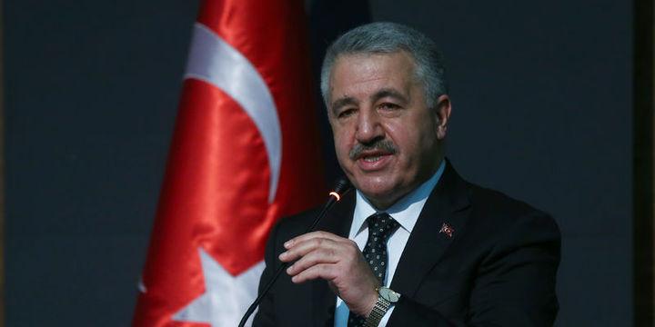 Bakan Arslan: Varlık Fonu dev projelere kaynak aktaracak
