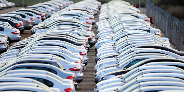 AB otomobil pazarında yavaş büyüme tahmini