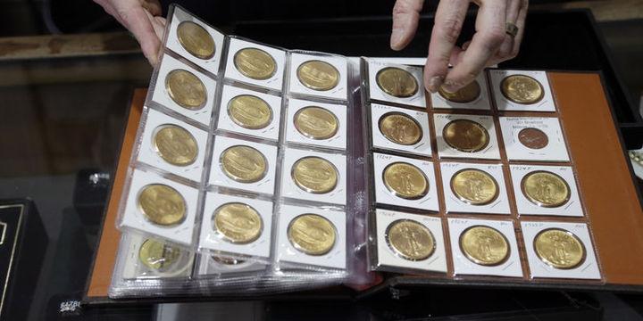 Cumhuriyet altınının satış fiyatı 994,00 lira oldu