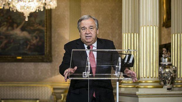 BM Genel Sekreteri Guterres yarın Türkiye'ye gelecek