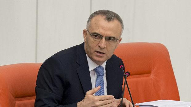 Ağbal: İstihdam teşvikinin maliyeti 12.3 milyar lira