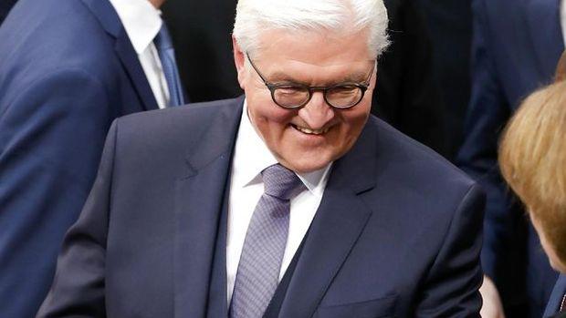 Almanya'nın yeni cumhurbaşkanını Frank-Walter Steinmeier