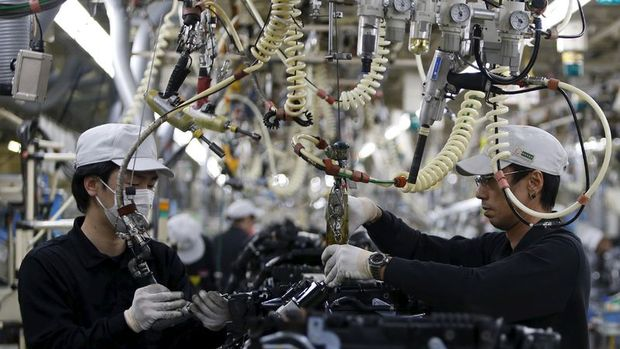 Japonya ekonomisi yüzde 1 büyüdü