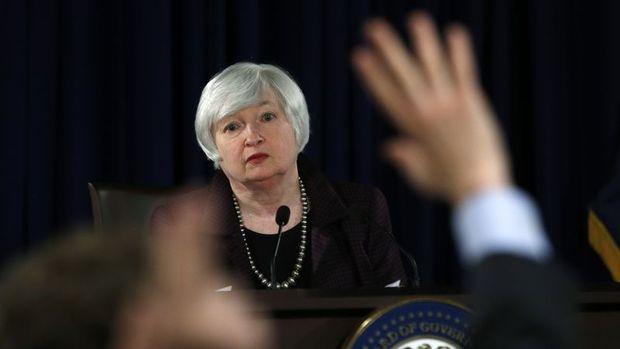 Yellen Capitol Hill'de Mart'ta faiz artımını devre dışı bırakmayabilir