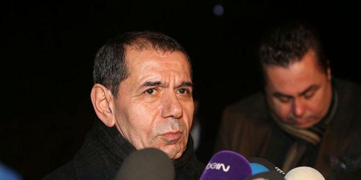 Özbek: Riekerink ile yolları ayırdık