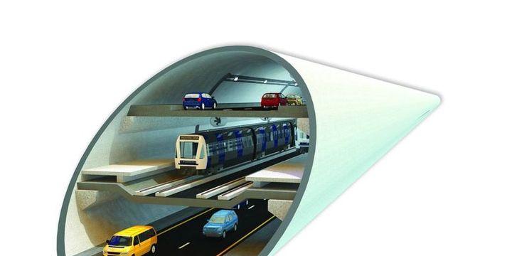 3 Katlı Büyük İstanbul Tüneli Projesi ihalesinde 4 firma teklif verdi