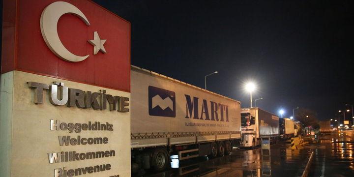 Türkiye ve İran arasında yeni sınır kapıları açılacak