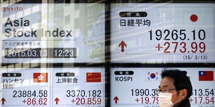 "Asya hisseleri ""Hong Kong"" ile yükseldi"