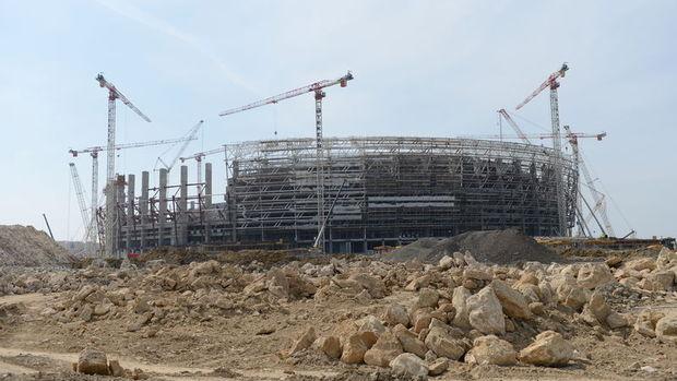 Tekfen Katar'da stadyum projesi için sözleşme imzalayacak