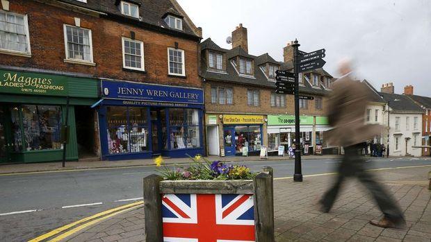 İngiltere'de ocakta perakende satışlar geriledi