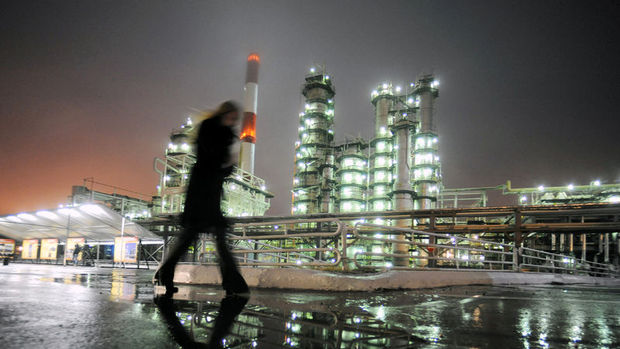 Rusya'nın petrol ve gaz üretimi arttı