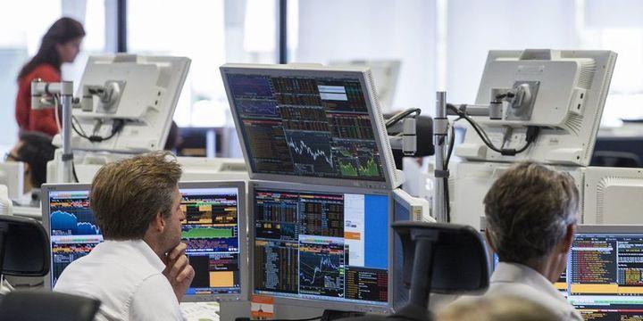 Avrupa hisseleri bankalarla geriledi