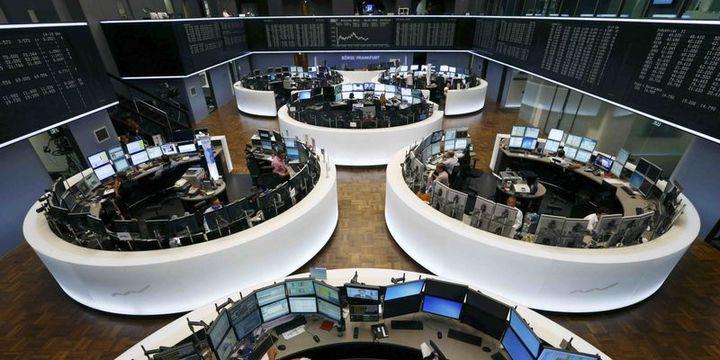 Avrupa borsaları sınırlı düşüşlerle açıldı