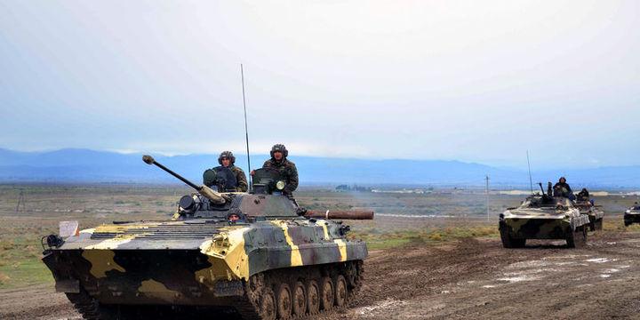 Ermenistan-Azerbaycan cephe hattında çatışma
