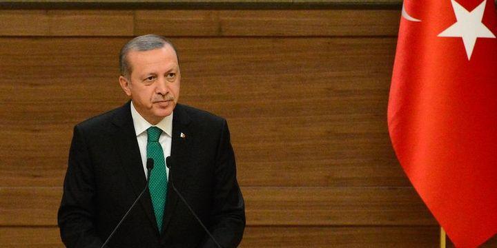 Erdoğan, Fikri Işık ve Org. Hulusi Akar ile görüştü