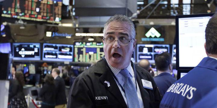 """New York borsası """"Trump"""" sonrası rekorla kapandı"""