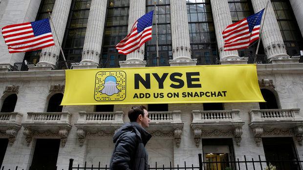 Snapchat'in firması halka arz edildi