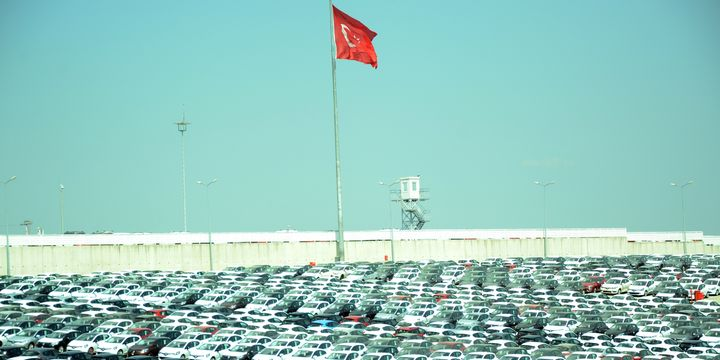 Otomobil ve hafif ticari araç satışı Şubat
