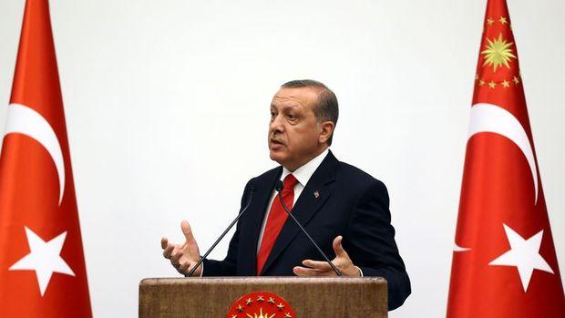 Erdoğan: Kurdaki düşüşün süreceğini düşünüyorum