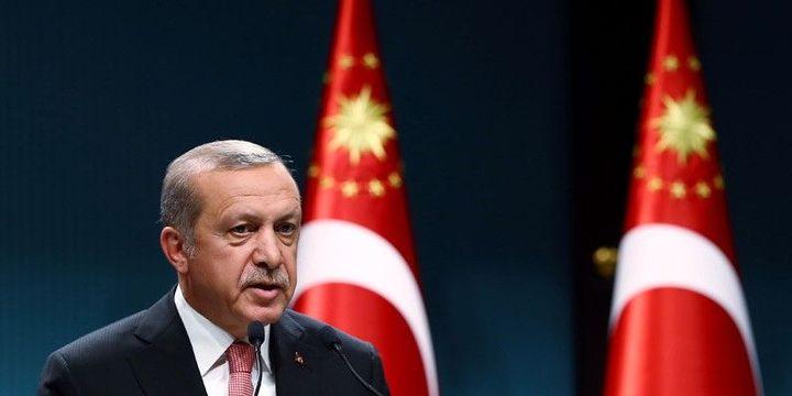 Erdoğan: Türkiye