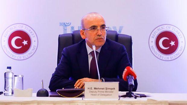 Şimşek: Türk firmaları Bahreyn'e daha fazla ilgi göstermektedir