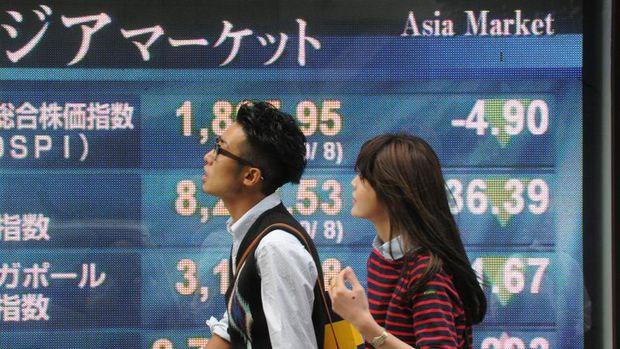 Asya hisseleri Yellen öncesi değer kaybetti