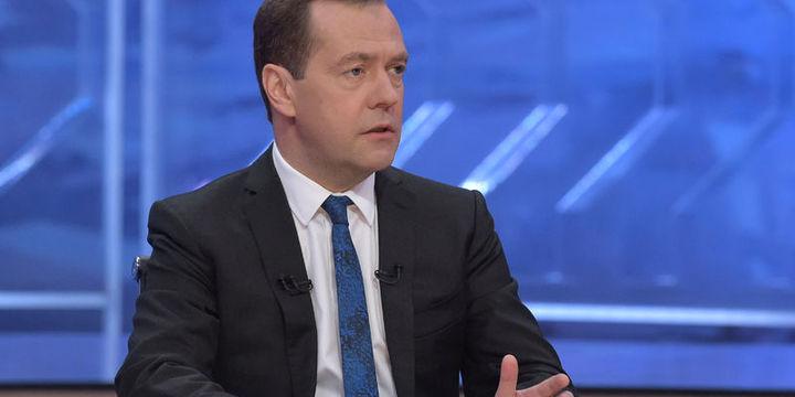 Medvedev: Gıda yaptırımları iptal edilmeyecek