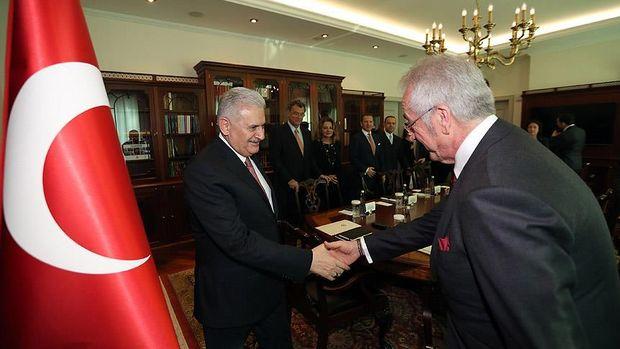 TÜSİAD/Bilecik: Başbakan ile verimli bir görüşme gerçekleştirdik
